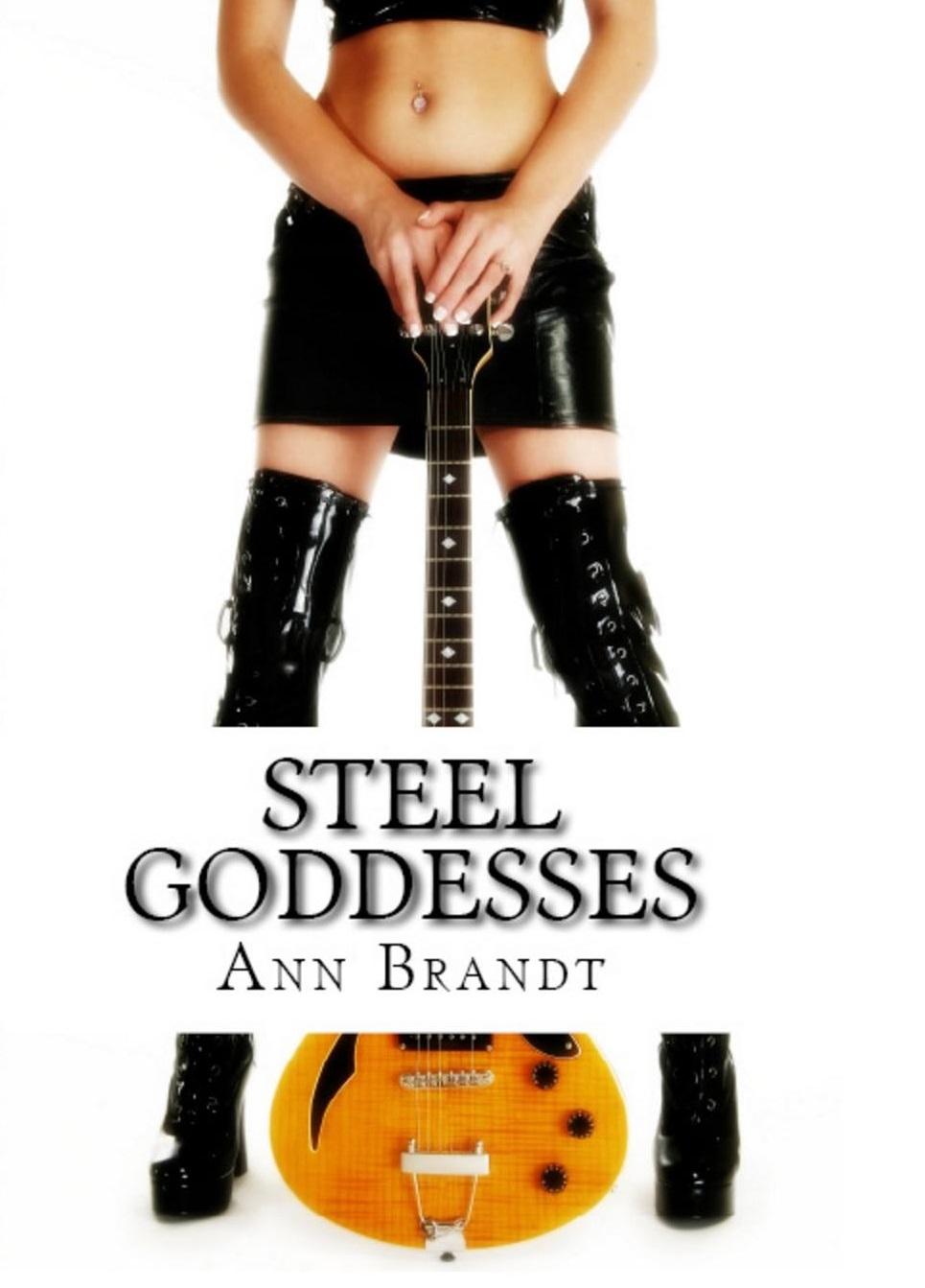 Steel Goddesess Novel isLIVE